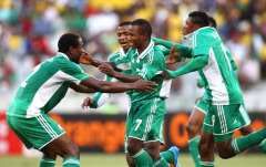 CHAN: Super Eagles