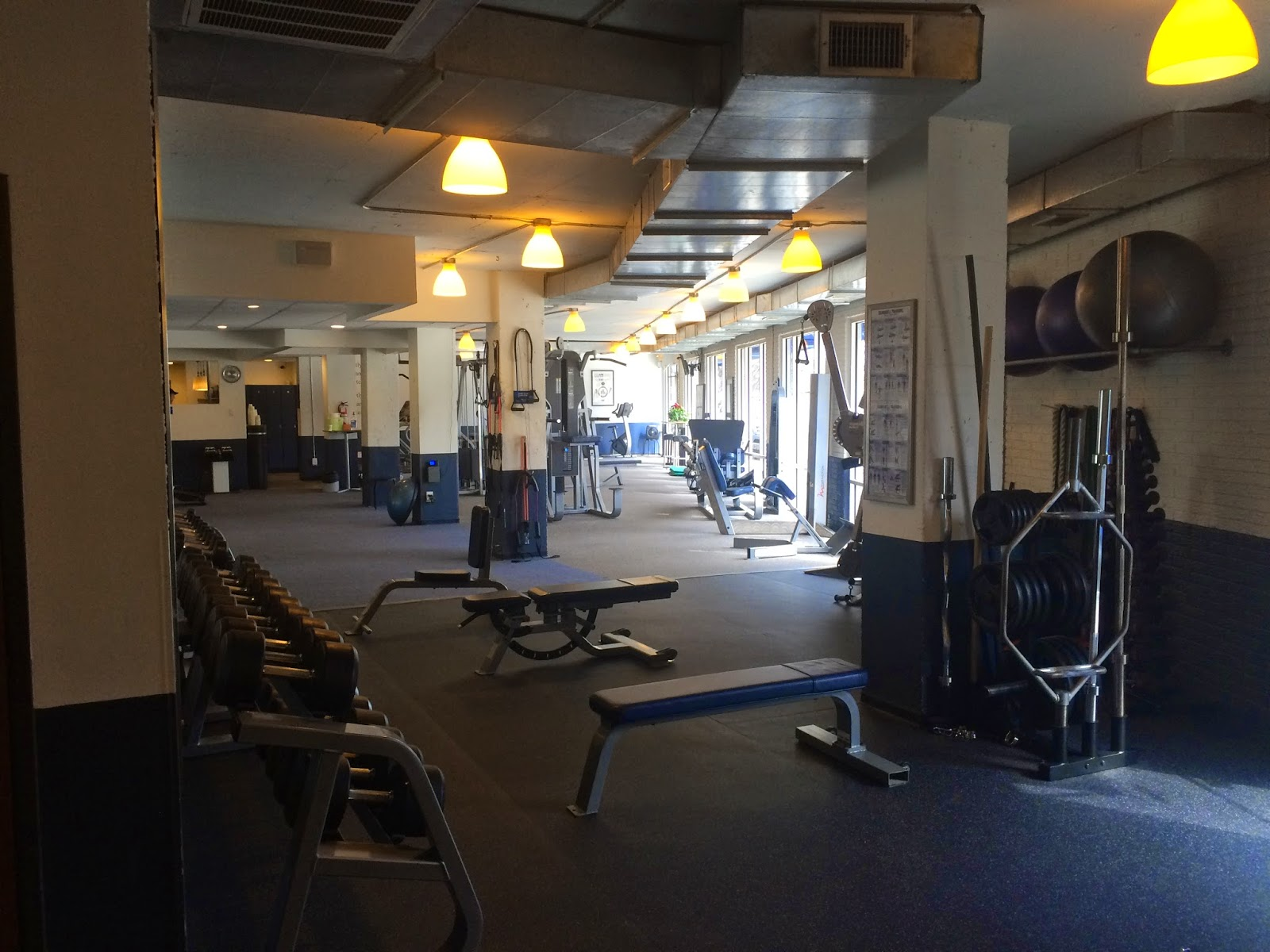 Gym surfing in dallas: clairevista vitality club