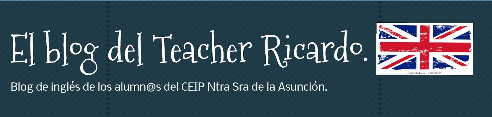 EL BLOG DEL TEACHER RICARDO