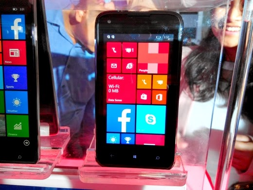 Cherry Mobile Alpha Style Outed, Most Affordable Windows Phone Ever for P2,999