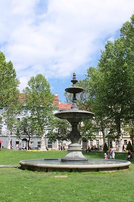 Fontana - Zrinjevac