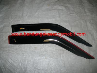Talang Air Forsa Bebek 85/89 Original Black Depan Belakang