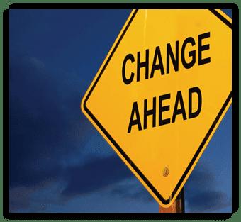 Change is vital