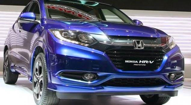 Honda All New HR-V 2014 Launching Di Sumatra