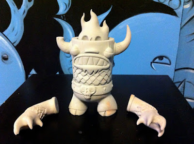 Rampage Toys x Imps and Monsters Manotaur Sculpt