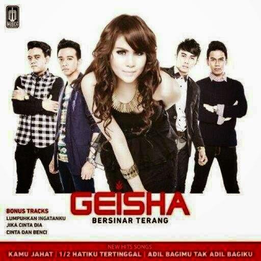 DOWNLOAD Lagu Geisha – Bersinar Terang Full Album 2014