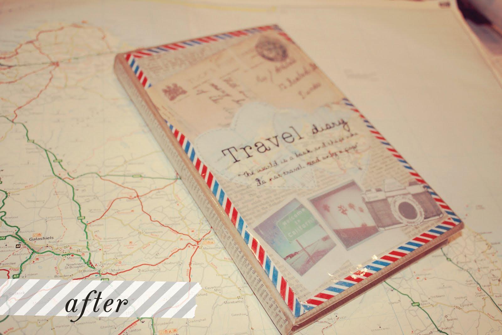 journals usa travel diary