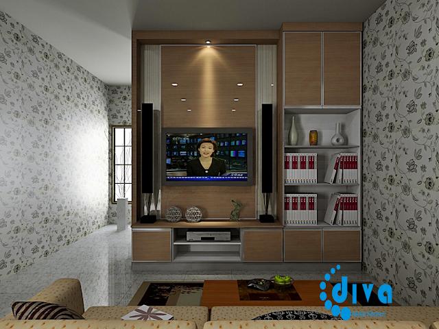 Kebutuhan akan rak tv sudah menjadi penting tidak hanya menjadi tempat
