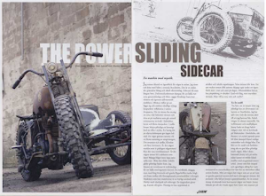 The Power Sliding Sidecar Blog