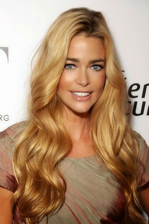 olive skin hair color for blonde