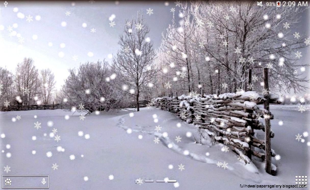 Snowfall Live Wallpaper Apk Free Download snowfall live wallpaper