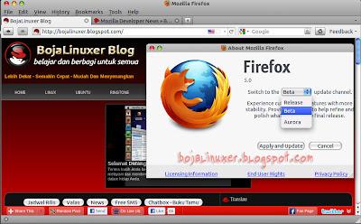 Firefox 5 Beta