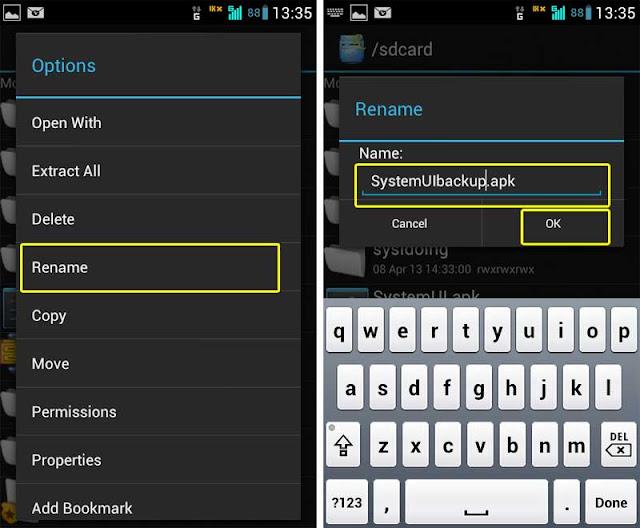 Cara Merubah Icon Baterai Android Dengan Mudah