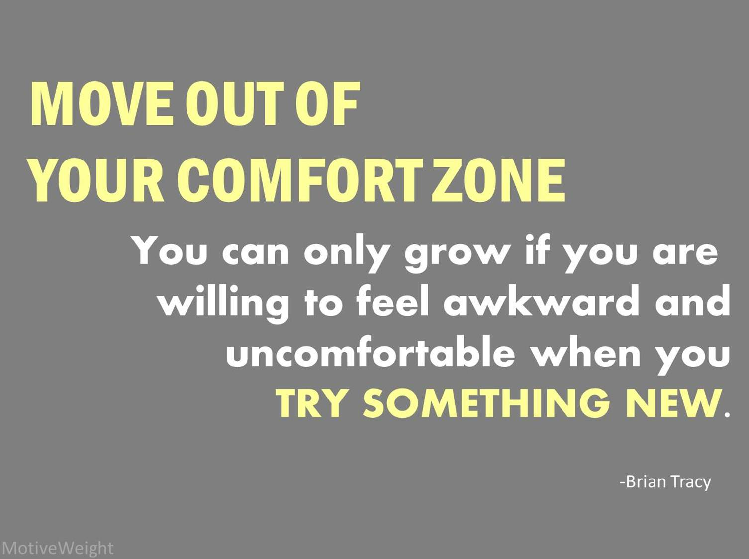Comfort Zones Exercises Move Out of Your Comfort Zone