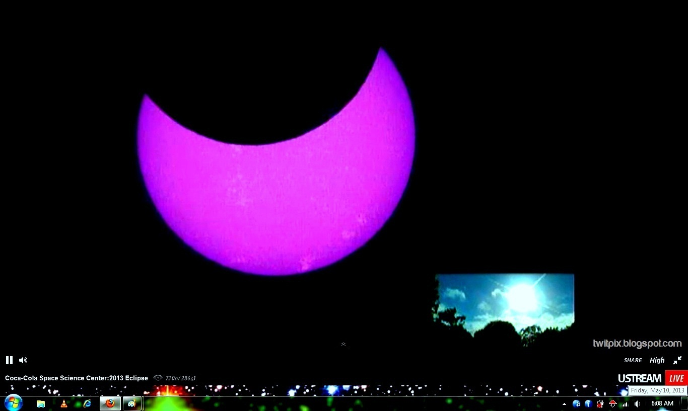 ASTROLABE : Solar Fire V9 Pictures of ring of fire eclipse