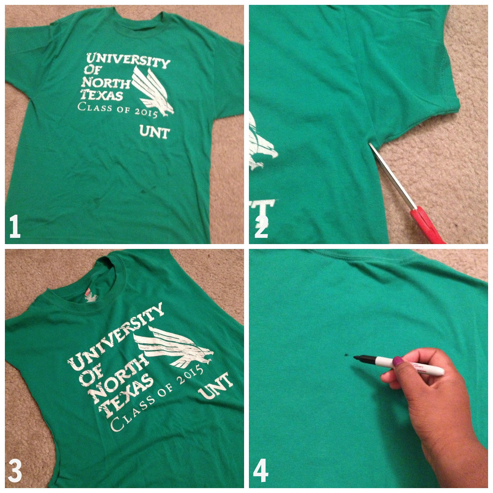 how to get pen out of your shirt