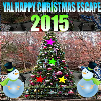 YalGames Happy Christmas Escape 2015 Walkthrough