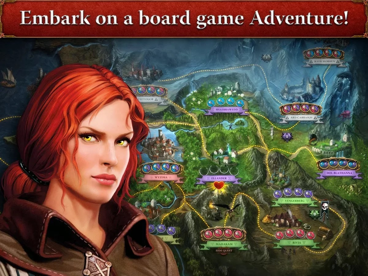 The Witcher Adventure Game v1.0.2