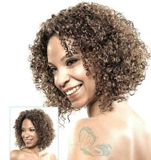 Fotos de cabelo chanel crespo