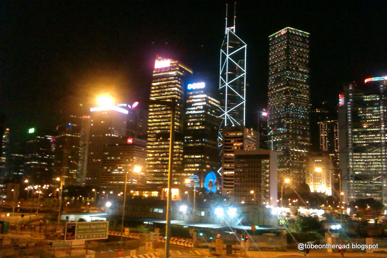 Hongkong,Symphony Of Lights,Star Ferry,Skyscraper,Lantau,Tai O