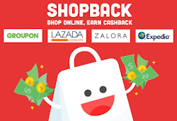 Shop Online, Earn Cashback!