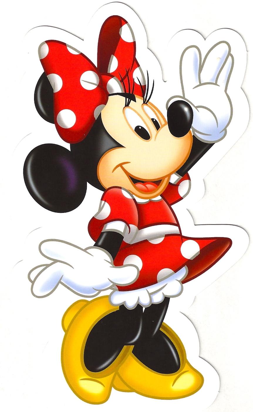 my favorite disney postcards minnie mouse shaped postcard. Black Bedroom Furniture Sets. Home Design Ideas