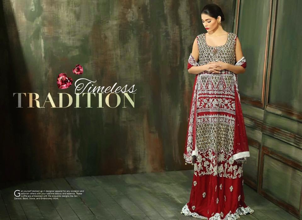 Dhaagay Summer 2015 Pret Formal Collection