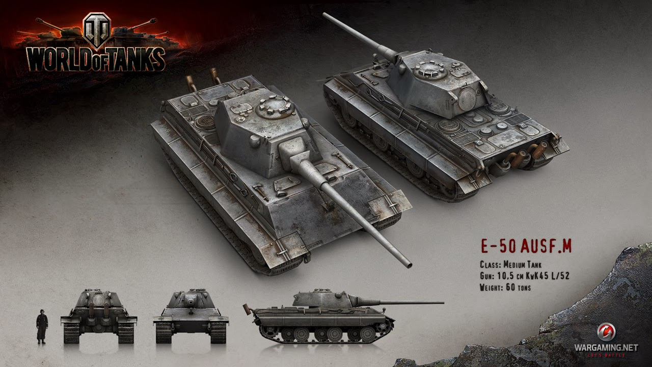 war gaming 4 the people!: the german sharpshooter- e50m
