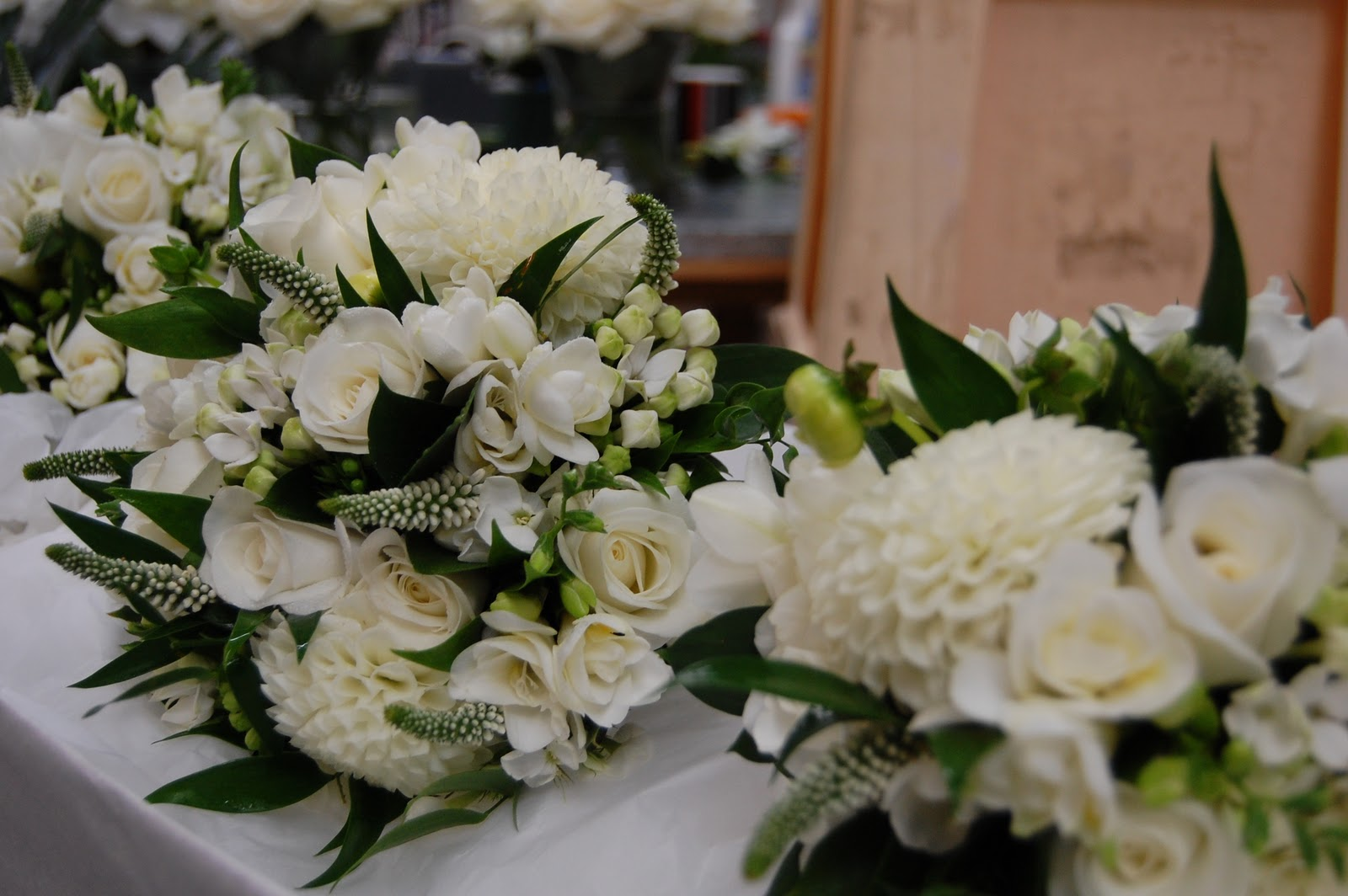 Mood Flowers October Weddings