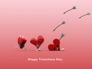 Happy Valentines Day. Love Wallpaper