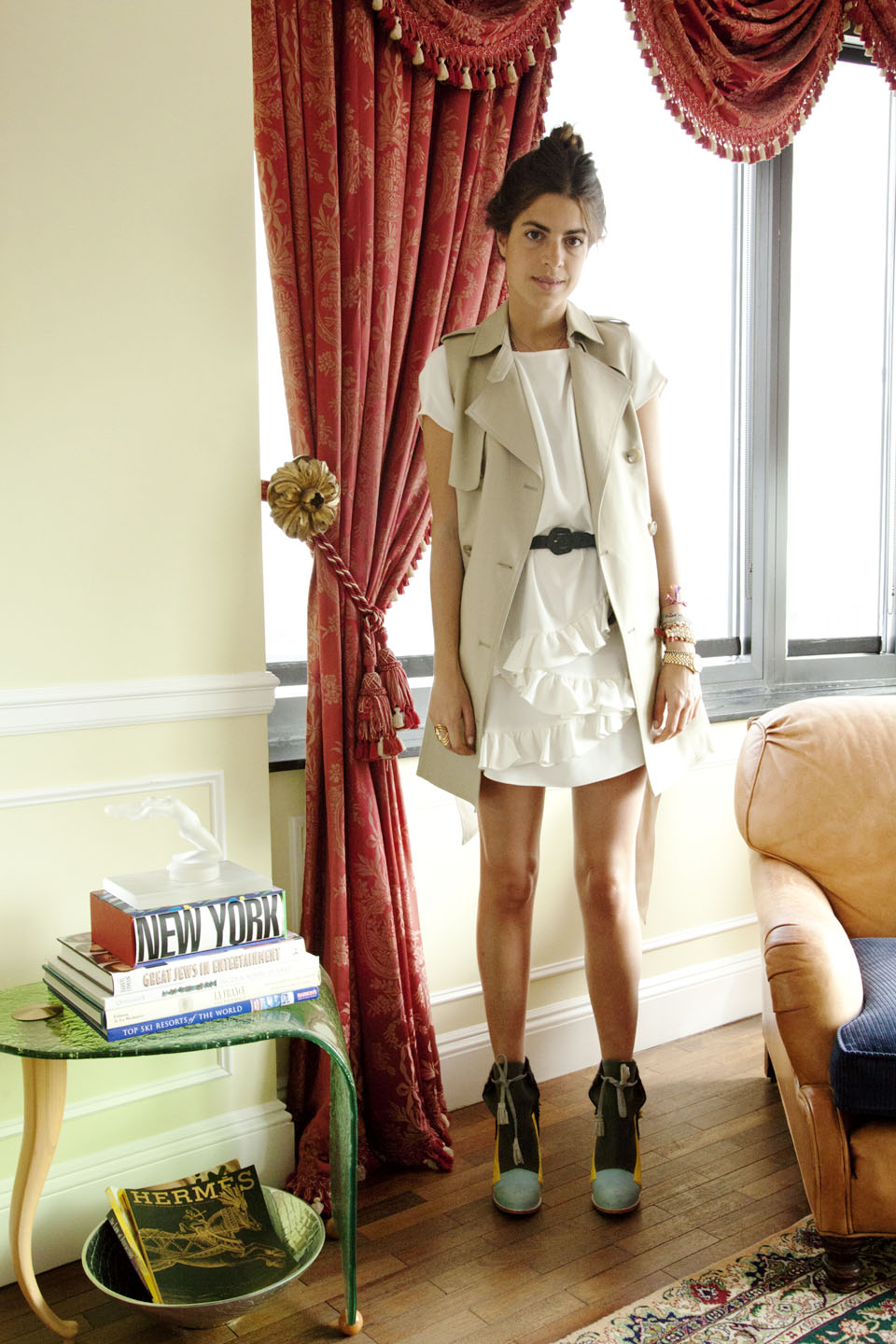 In it to win it: a dress, for you   man repeller