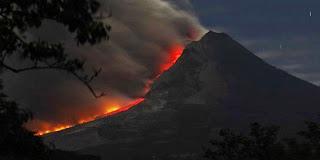 letusan gunung kelud, sejarah gunung kelud
