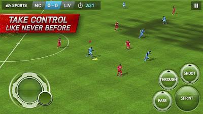 FIFA 15 Ultimate Team v1.4.4 Apk