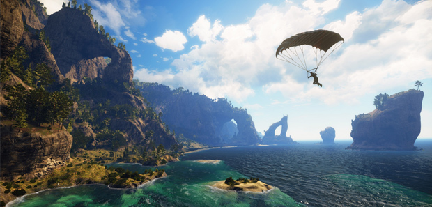 Just Cause 3 Trailer E3 2015