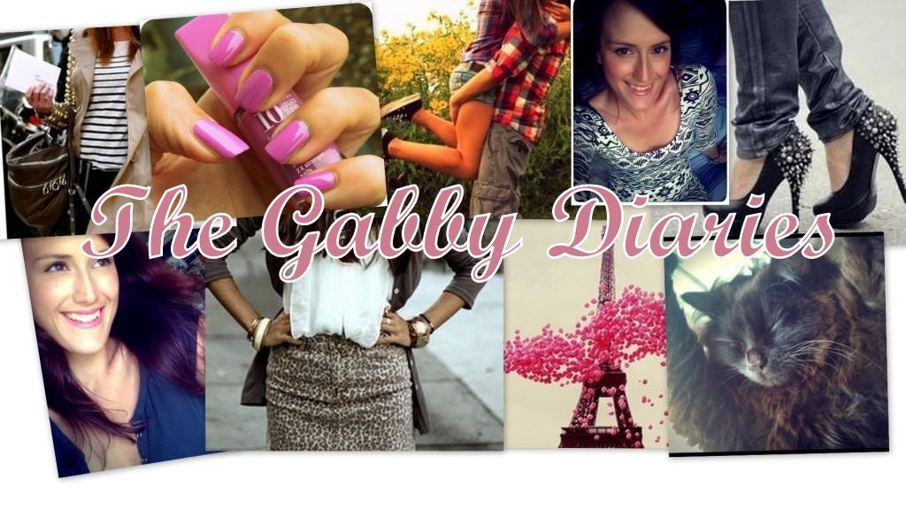 The Gabby Diaries