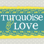 turquoise and love