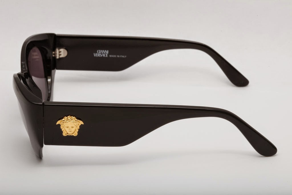 Vintage versace sunglasses men