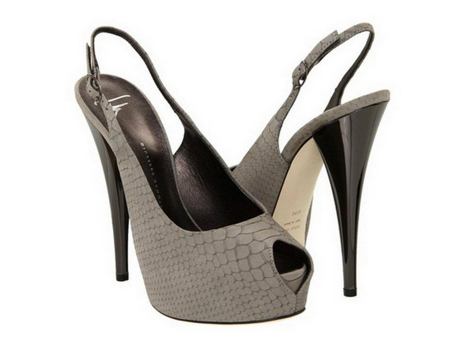 "No comment for ""Women's Summer Sling Back Heels For 2012"""