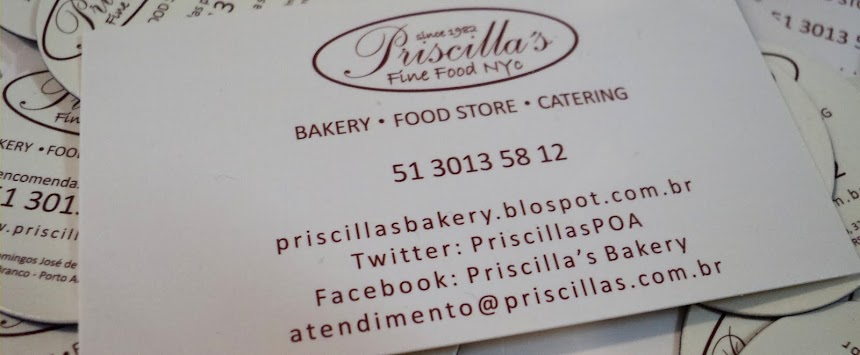 Priscilla&#39;s Bakery