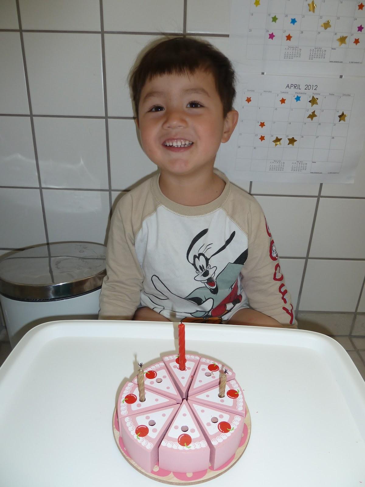 Family Fecs Montessori Activity Blowing Candles