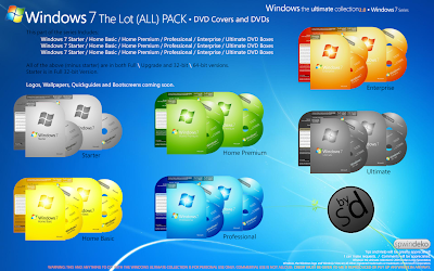 Free Download Windows 7 x86 x64 SP1 All Editions Branded Activated