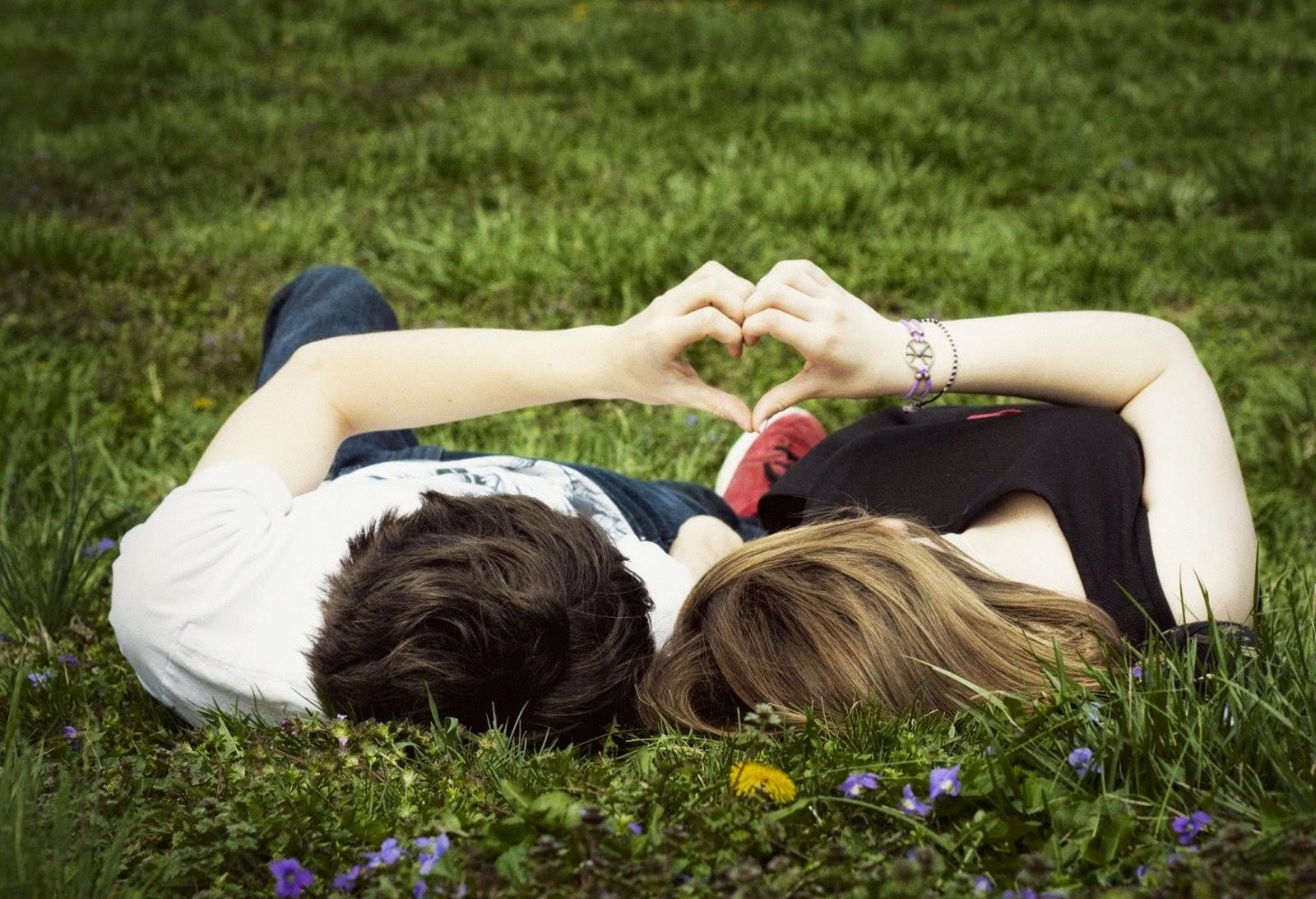 Frases de amor, tarde, primavera, mirada, mujer, vida.