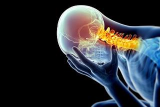 Artrose pode causar imobilidade da Coluna Cervical