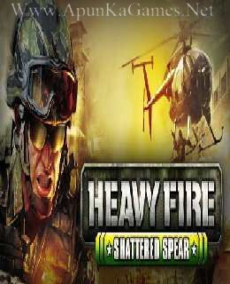 Heavy Fire: Shattered Spear - Directly Games