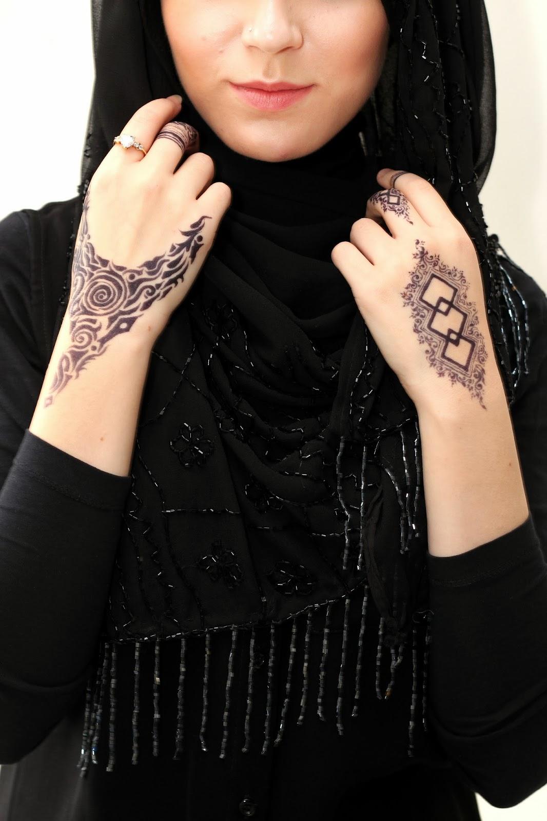 Black Henna NABIILABEE
