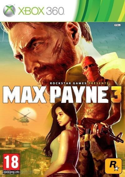 Max Payne 3 Xbox 360 Español Region Free Descargar