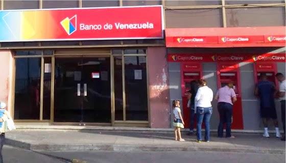 Econom a los bancos p blicos de venezuela est n poniendo for Banco exterior en caracas