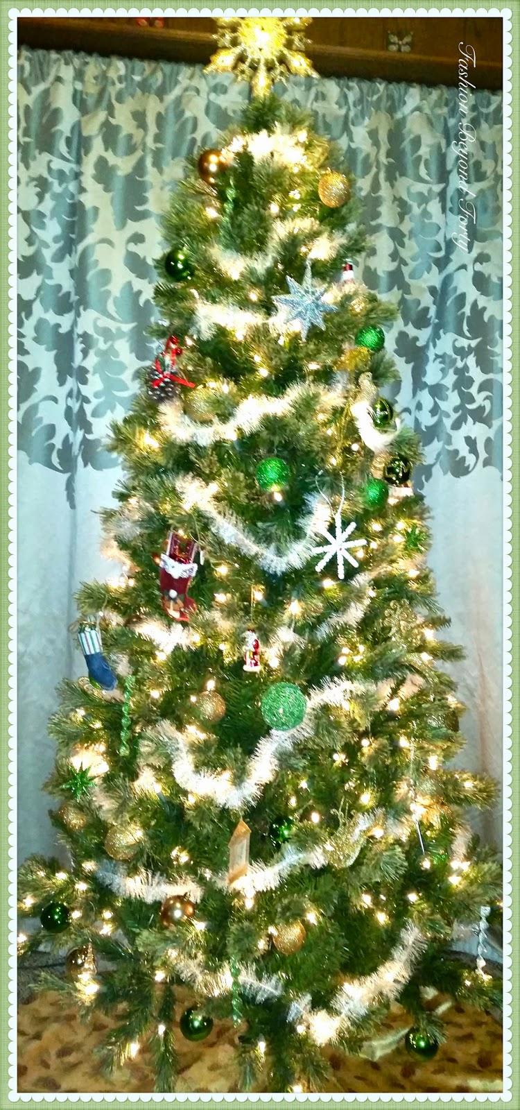 Fashion Beyond Forty Christmas Tree