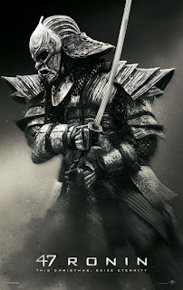 Warrior 47 Ronin Poster