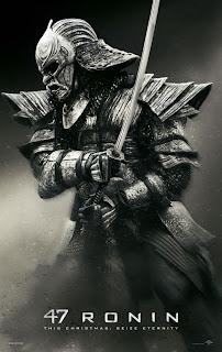 Warrior 47 Ronin Poster